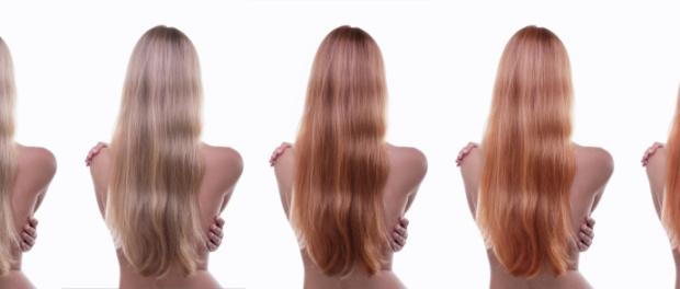 loreal professionnel barvy na vlasy vzorník