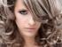 polodlouhé vlasy účes