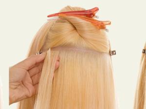 Prodlužování vlasů hair talk
