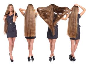 Prodlužování vlasů metodou Bond Fix