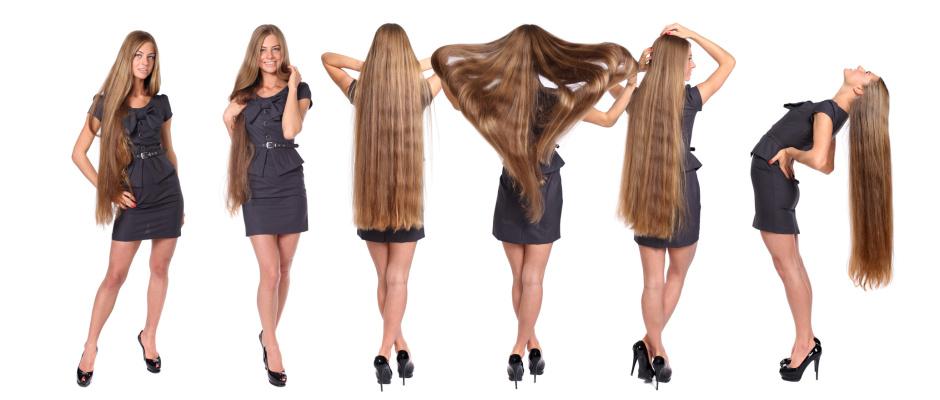Prodlužování vlasů metodu Bond Fix