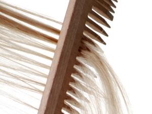Jemné vlasy péče a střih