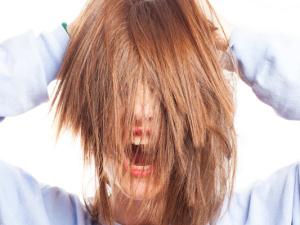 Změna kvality vlasů