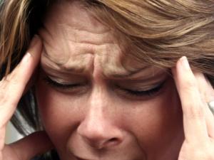 Stres a Padání vlasů