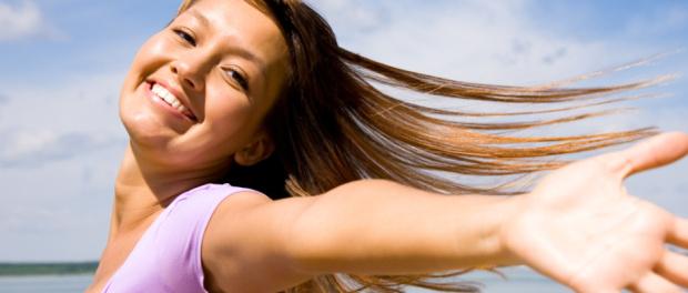 Vlasová kosmetika s UV filtrem