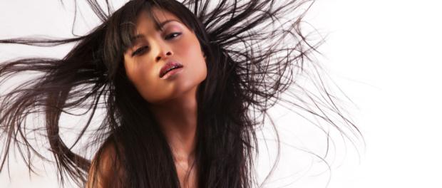elektrizující vlasy