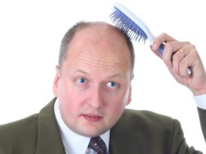 Alopecie a nemoci ovlivňující počet vlasů