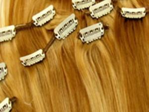 Clip-in-vlasy-prodlužování