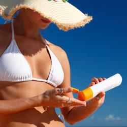 sluneční ochrana vlasů