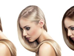 Změnit barvu vlasů