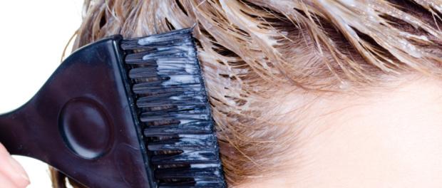 Barvení vlasů doma