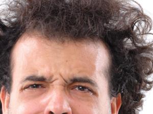 Stres a vypadávání vlasů