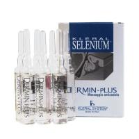 Kléral Selenium DERMIN PLUS - sérum proti padání vlasů