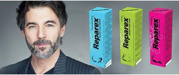 Reparex proti šedivým vlasům
