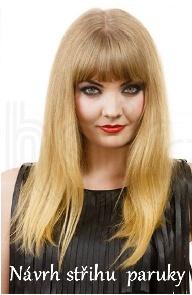 obrazek paruky z pravych vlasu