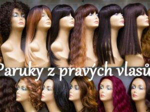 paruky z pravych vlasu